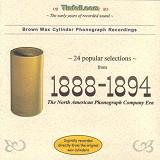 1888-1894, The North American Phonograph Company Era CD